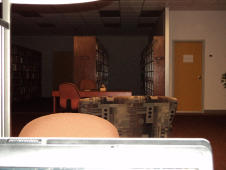 St. Paul University Library ghosts haunted paranormal