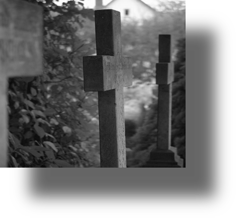 ghosts haunted paranormal Stirling Scotland cemetery graveyard